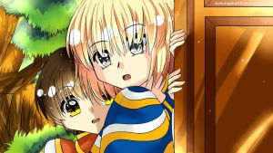 What's behind the door? Kurapika  Pairo by Kakurapika04