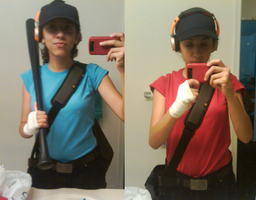 TF2: Scout +WIP+ by Sora-in-my-pants