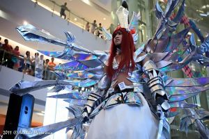 Erza Scarlet - Animax Cosplay 4 by kevin-oinky