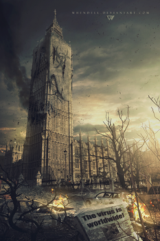 London - Infected by Whendell