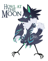[Closed] Howl at the Moon by Seoxys6