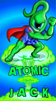 Atomic Jack Hero by CrossPadCastle