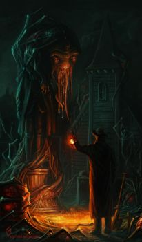 My own Cthulhu by EdCid
