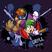 SMASH 150 - 056 - GRYLL by professorfandango