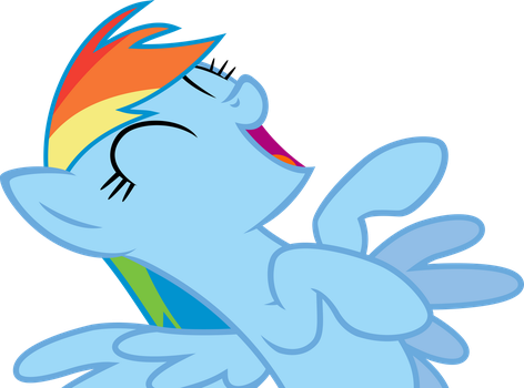 Rainbow Laugh by rolin11