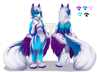 Auction Design -closed by glitchyfoxes