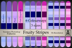 Fruity Stripes by Tempestazure