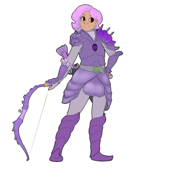 Knightly Giveaway - Magical Knight Reed by Edge-sama