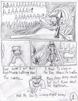 Rocket to insanity Page 1 by Banditmax201