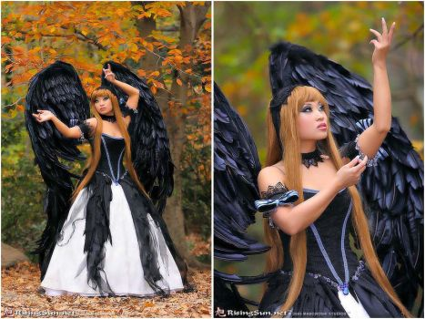 Midnight Wings by yayacosplay