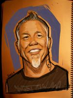 James Hetfield (2) by IgnacioRC