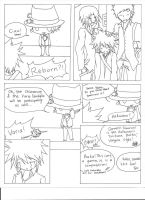 Halloween Special Page 1 by RenChan27