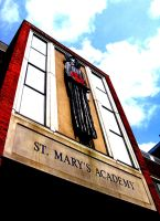 All Hail to Thee St. Mary's by PuckRox