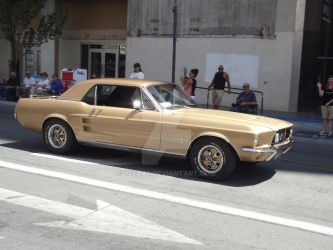 Ford Mustang by Jeedaii