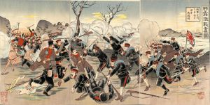 Imperial Japanese Army vs Imperial Russian Army by LongXiaolong