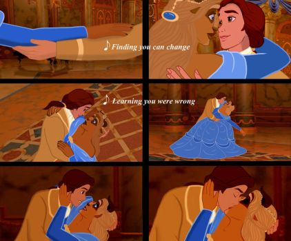 Handsome and the Beast-Tale as old as time-Pag 277 by Miranh