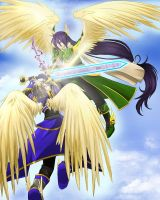 Premio .:Angel War:. by RikaChan3