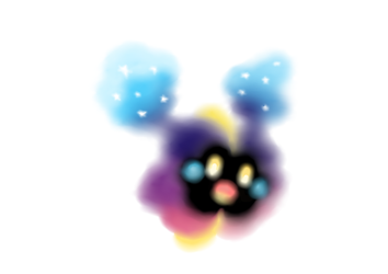 Cosmog is literally Smog by SuperAngiee