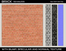 Brick 5 - Seamless by AGF81