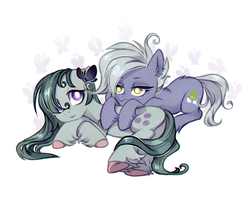 Limestone and Marble by JumbleHorse