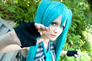 Miku: Dancing's worth a try by NorFrosch