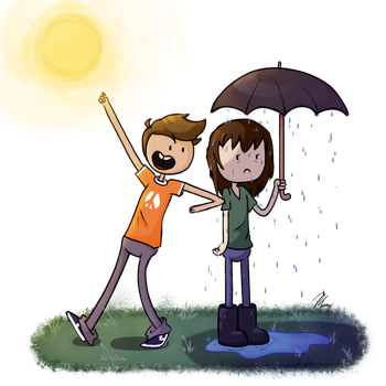 Weather You Like It Or Not by man5ray
