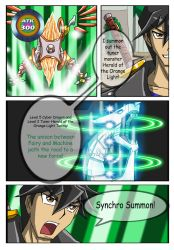 YGO D-stortion Doujin - Ch 14 - Page 7 by threatningroar