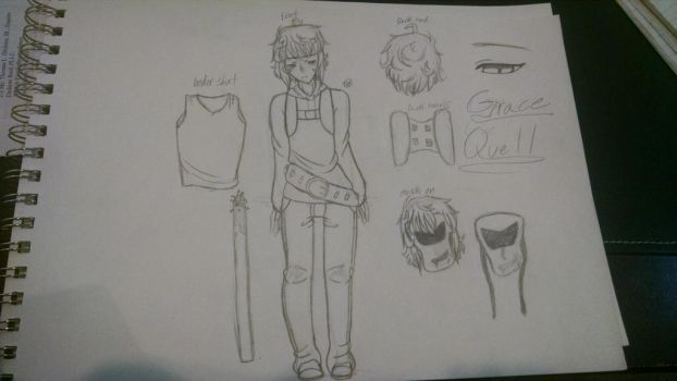 Grace Quell ref - WIP by PositivePoison
