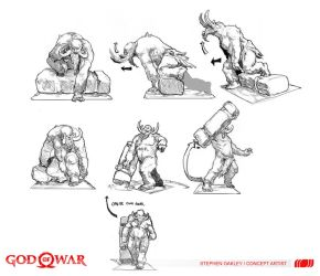Troll Attack Moves Refinement 02 by Stephen-0akley