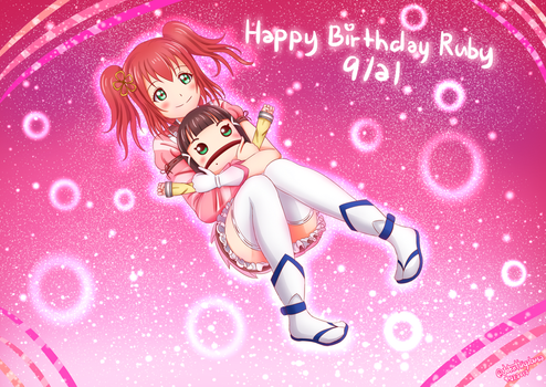 Happy Birthday, Ruby! by John-Hayabusa