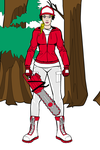 College football fangirl woodcutter Stanford by Usaporkchops