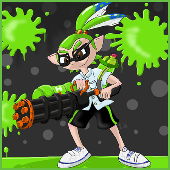 Heavy Splatling by Electric-Mongoose