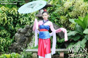 3Disney Princess Mulan Cosplay by czariflores