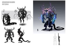 Soulscourge Concept by monpuasajr
