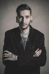 Yvan Lucker II by stiksphotography