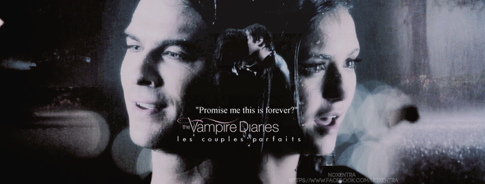 Vampire Diaries les couples parfaits by N0xentra