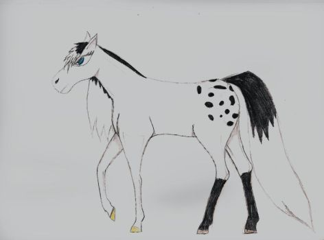 Horse by 333demyx