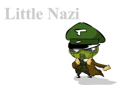 Little Nazi by VampiHunter