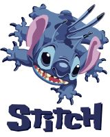 Stitch Vector by tjjwelch