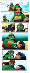 Raphael - Part of That World PART 15 by TurboTails06