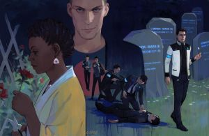 Detroit: Become Human by eleth-art