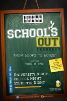 SCHOOL OUT THURSDAY POSTER 2 by nikolaihoe27