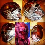 Darth Marr helmet WIP by ThNightingaleCosplay