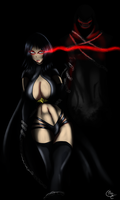 [GIFT] Sister of Chaos by ShaozChampion