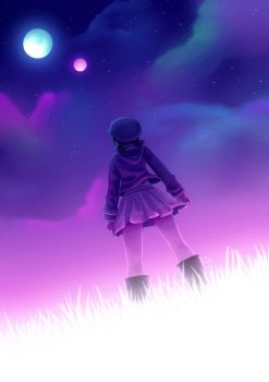 Distant World by ChibiStarChan