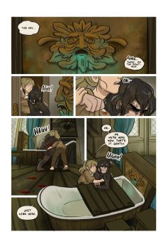 Mias and Elle Chapter5 pg1 by StressedJenny