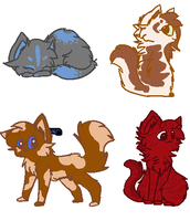 CotV Free Adopts 3 by Mosspool-CotV
