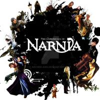 The Chronicles of Narnia Splat by Archer-AMS