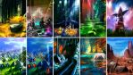 Environment for RPG Game - Pack 5 by LouizBrito