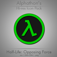 Half-Life: Opposing Force by Alphathon